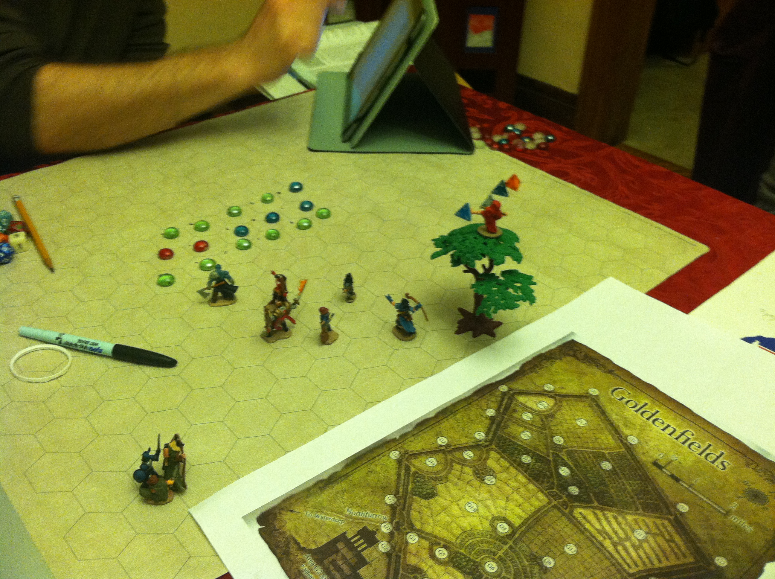 Goblins At Goldenfields - Big Damn Gaming Page